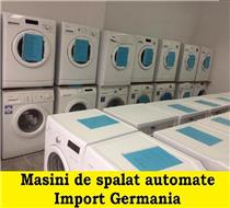 MAȘINI DE SPĂLAT IMPORT GERMANIA.