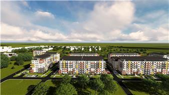 CITY RESIDENT - apartamente de vanzare in Timisoara - www.apartamenteintimisoara.com