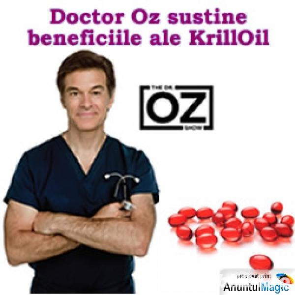Doctor Oz recomanda Omega 369