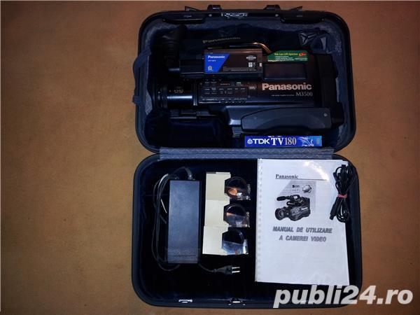Camera video Panasonic M3500