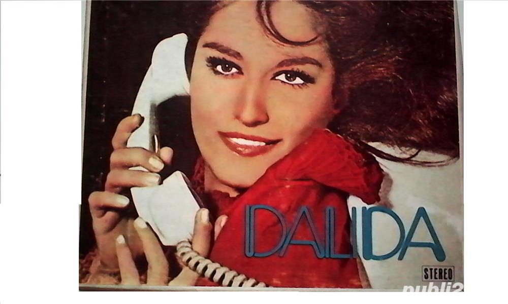 Vand triplu album vinil Dalida