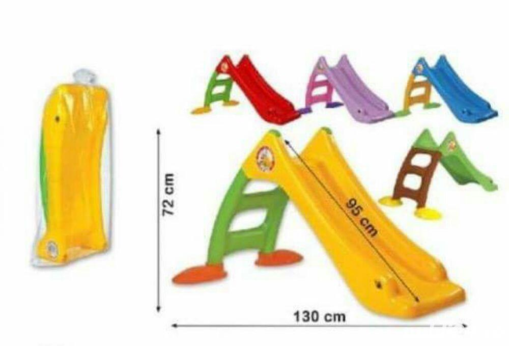 Topogan plastic curte nou