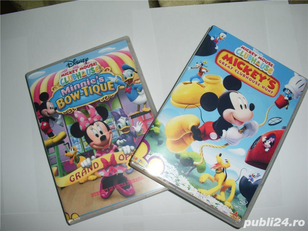 Clubul lui Mickey Mouse  DVD