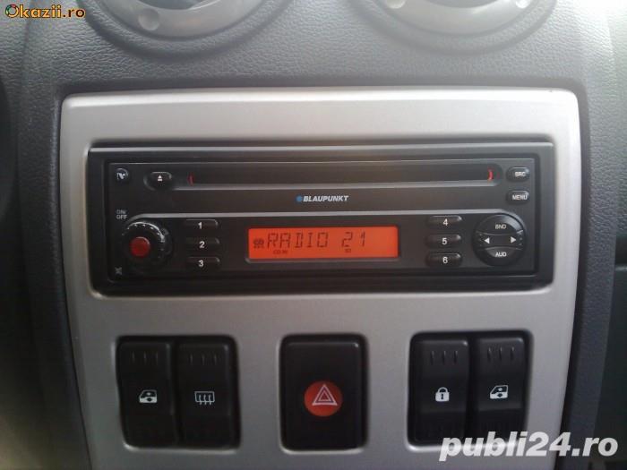 Radio CD Blaupunkt de dacia logan