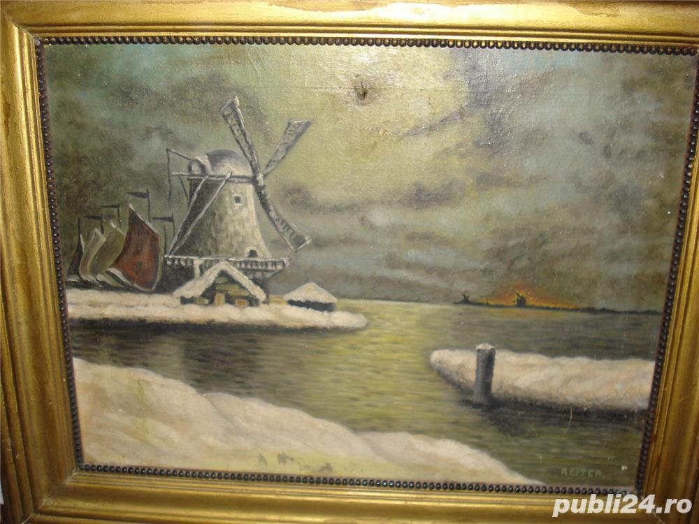 Vand tablou original.....