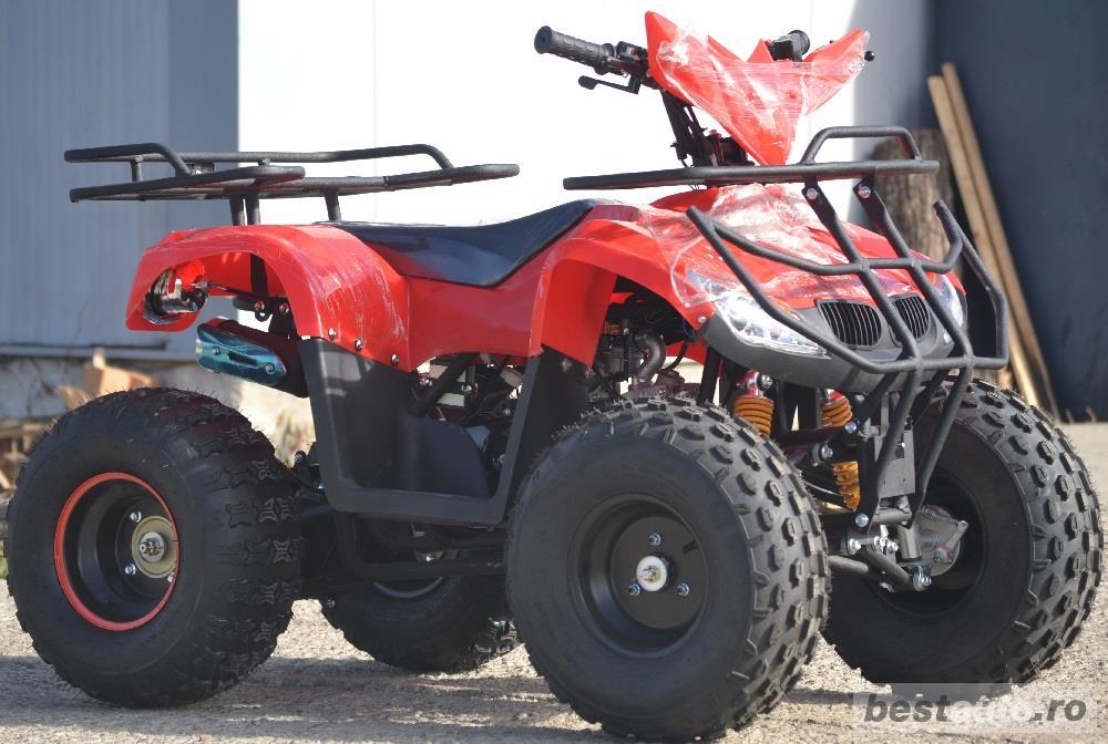 Atv Model Nou: ATV Bmw 125 CC  New-Design->Advance