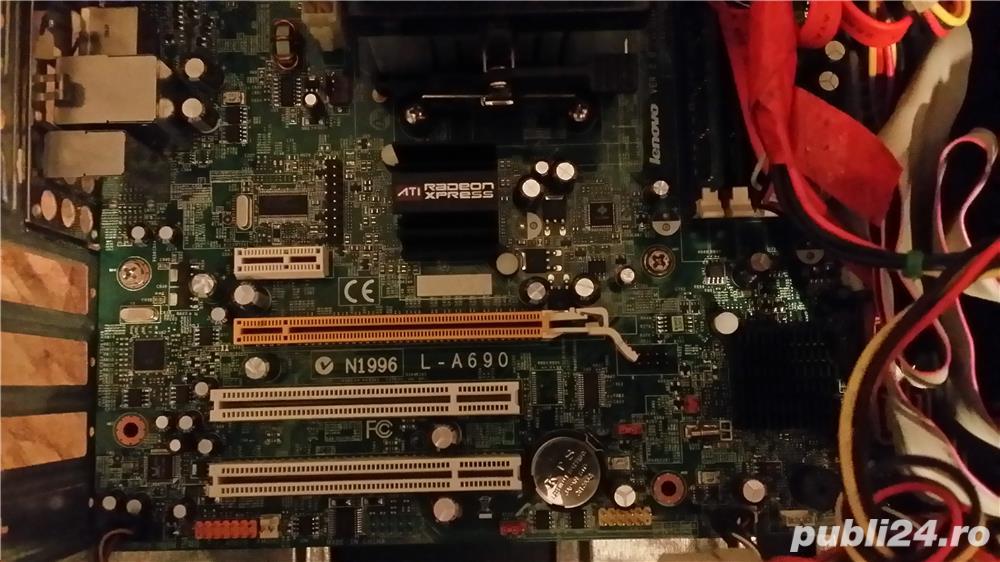 Placa de baza Lenovo L-A690 Socket AM2 defecta