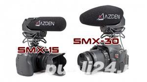 Azden SMX-30 SMX-15 the Ultimate Video Microphones