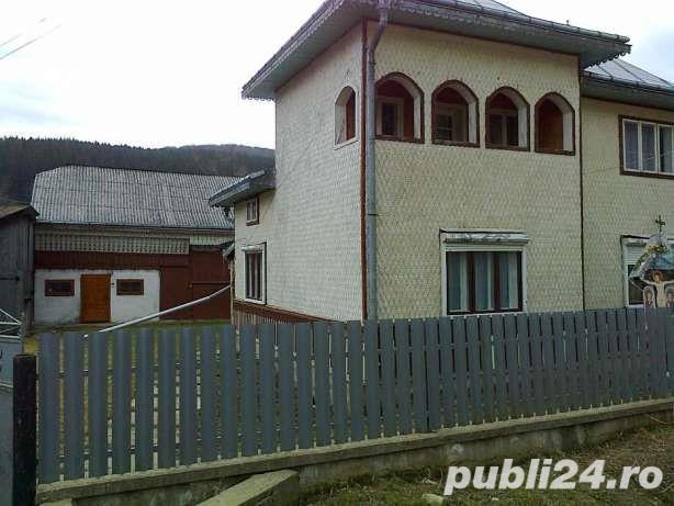 casa 3+2 camere,bucatarie,baie,sura,curte mare,13 ari teren!!!