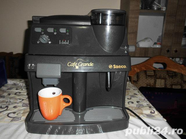 aparat cafea saeco cafe grande