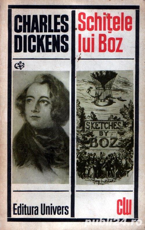 8 volume de Charles Dickens