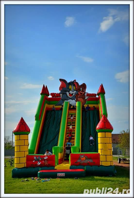 Topogane gonflabile pt petreceri