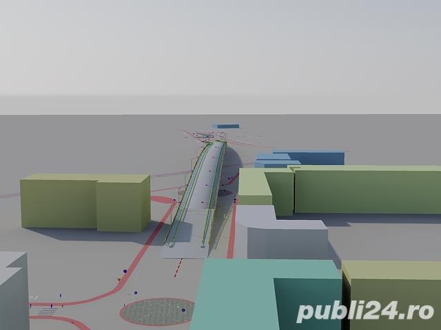 Desene AutoCAD, 2D, 3D, Animatii 3D, Servicii CAD pentru topografie, proiectare poduri
