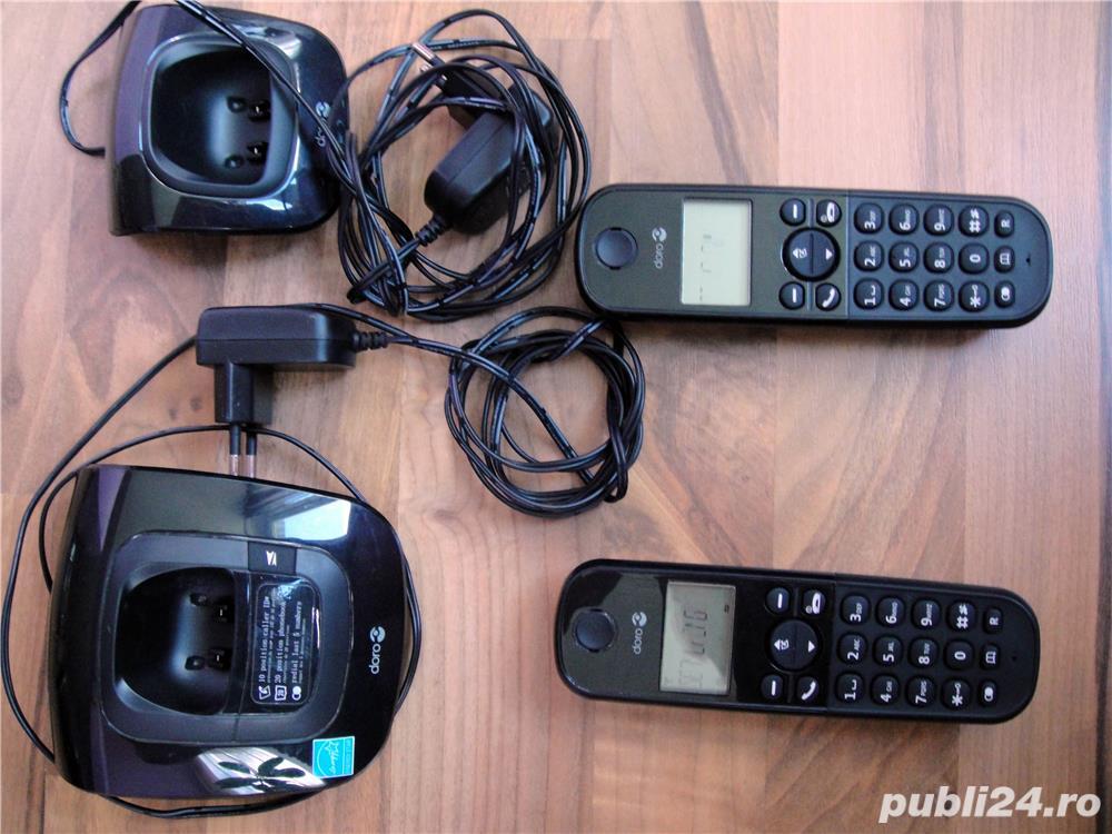 Vand 2 telefoane mobile DORO