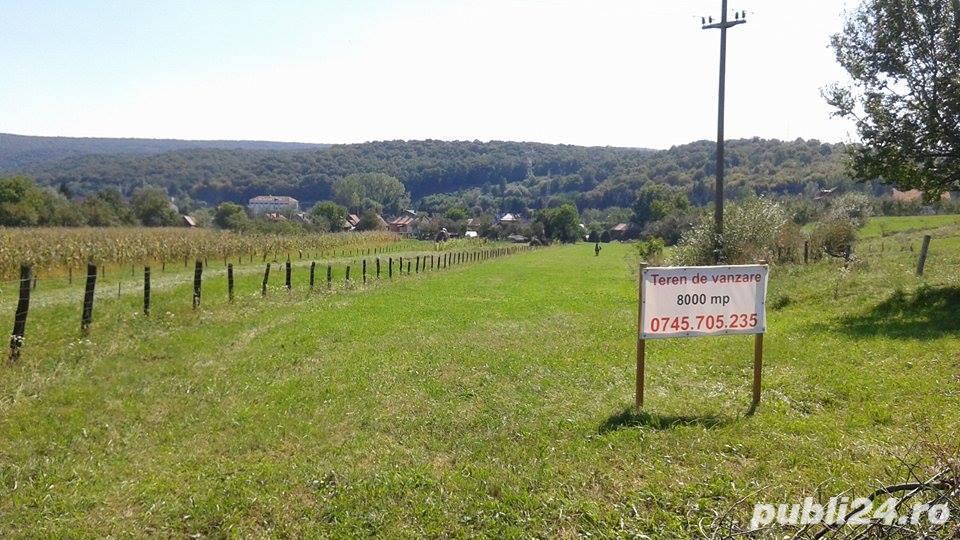 Teren pentru constructii zona Motel Gilau
