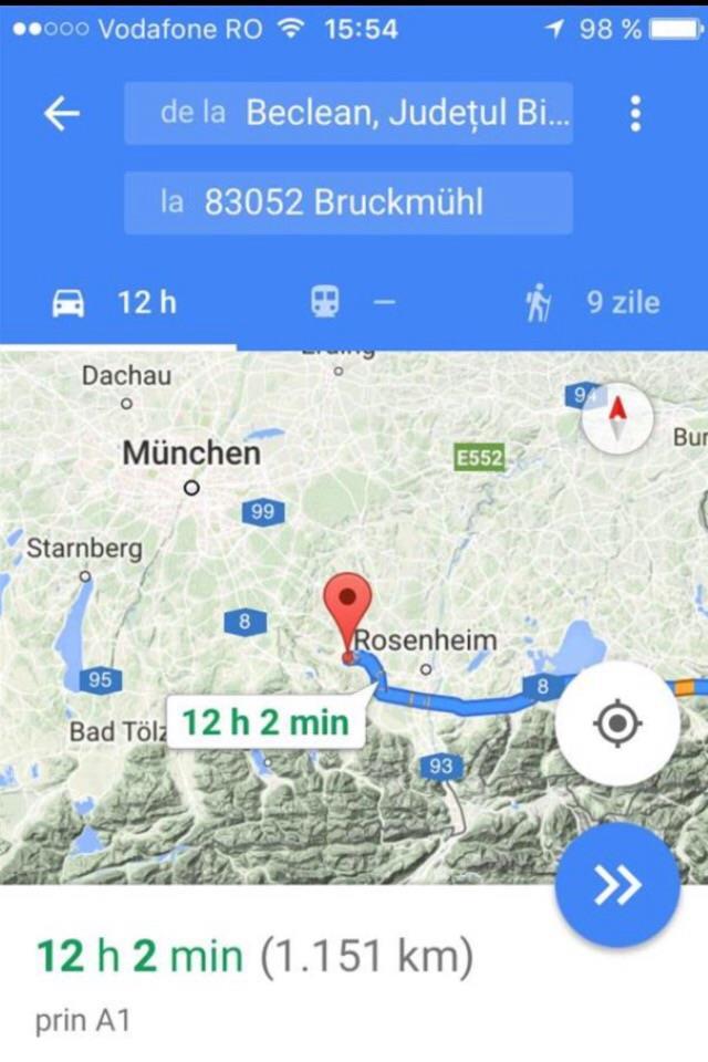 Transport Germania pentru cumpărare mașini și utilaje