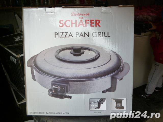 Pizza pan gril