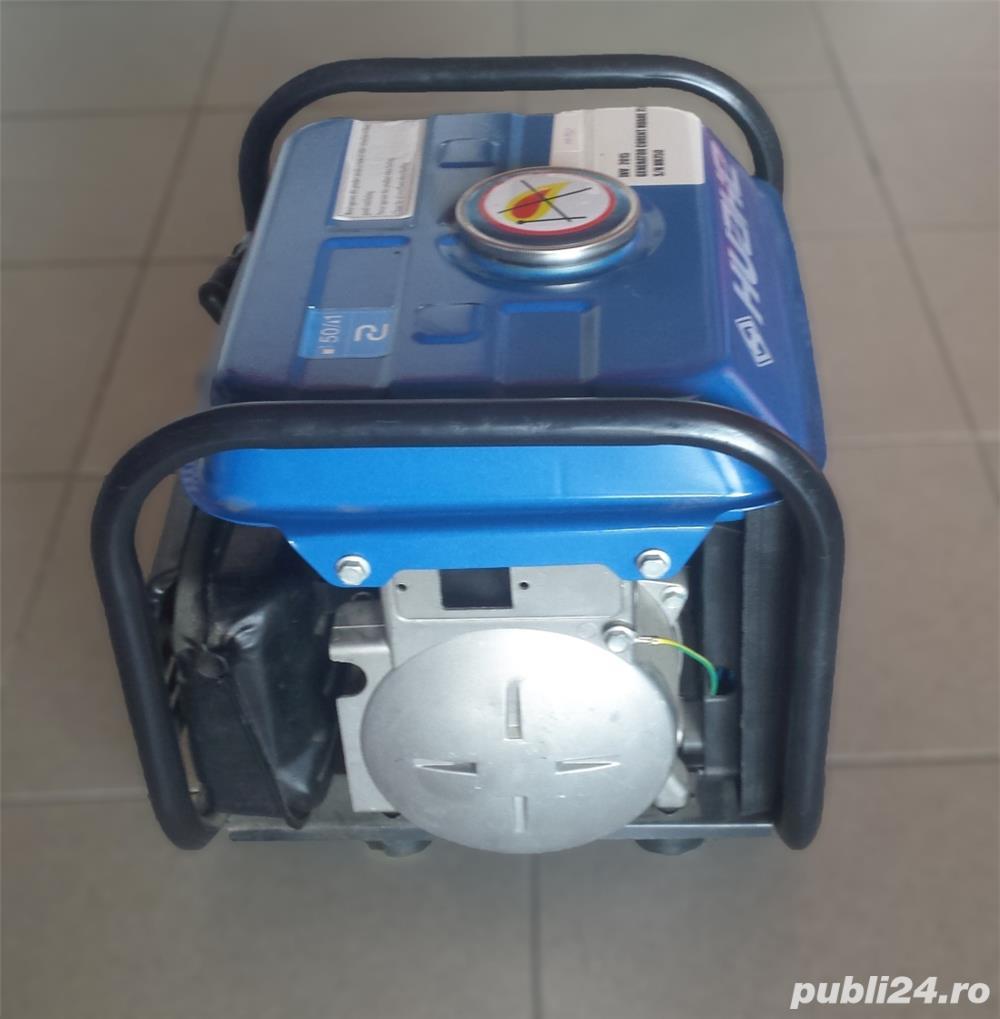 Generator curent Huahe 750 pe benzina