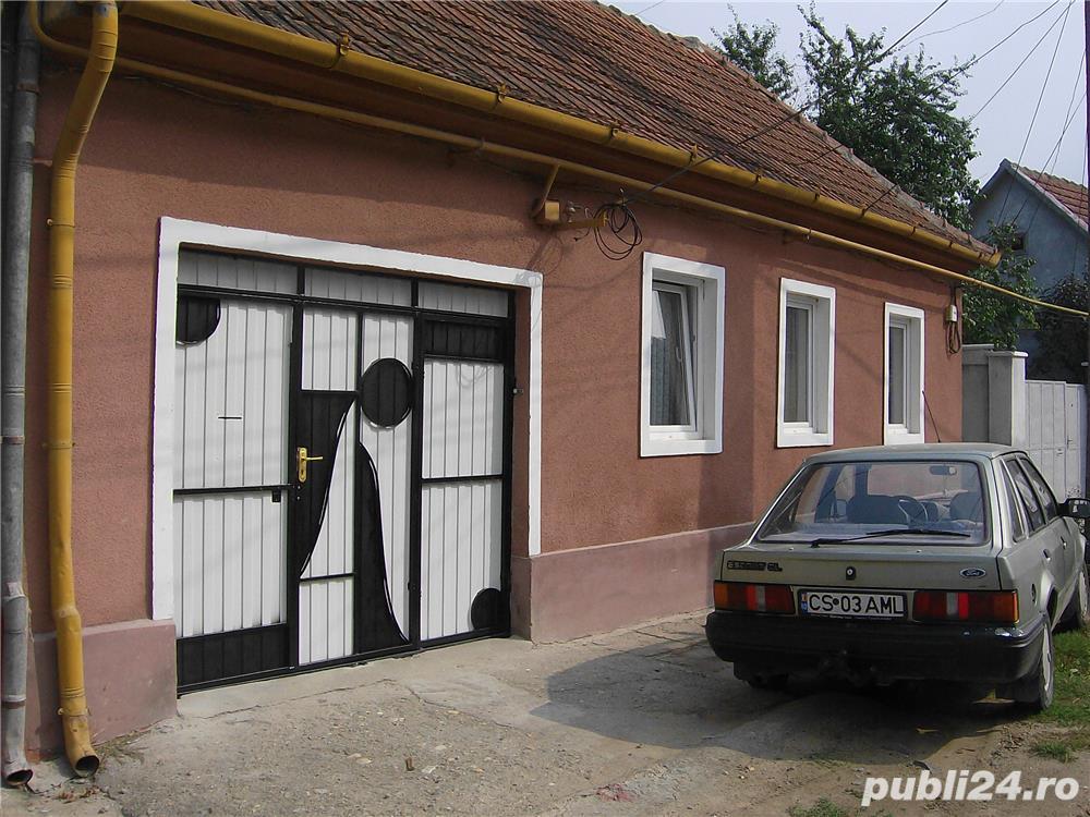 Vanzare  casa  3 camere Caras Severin, Bocsa  - 37 EURO