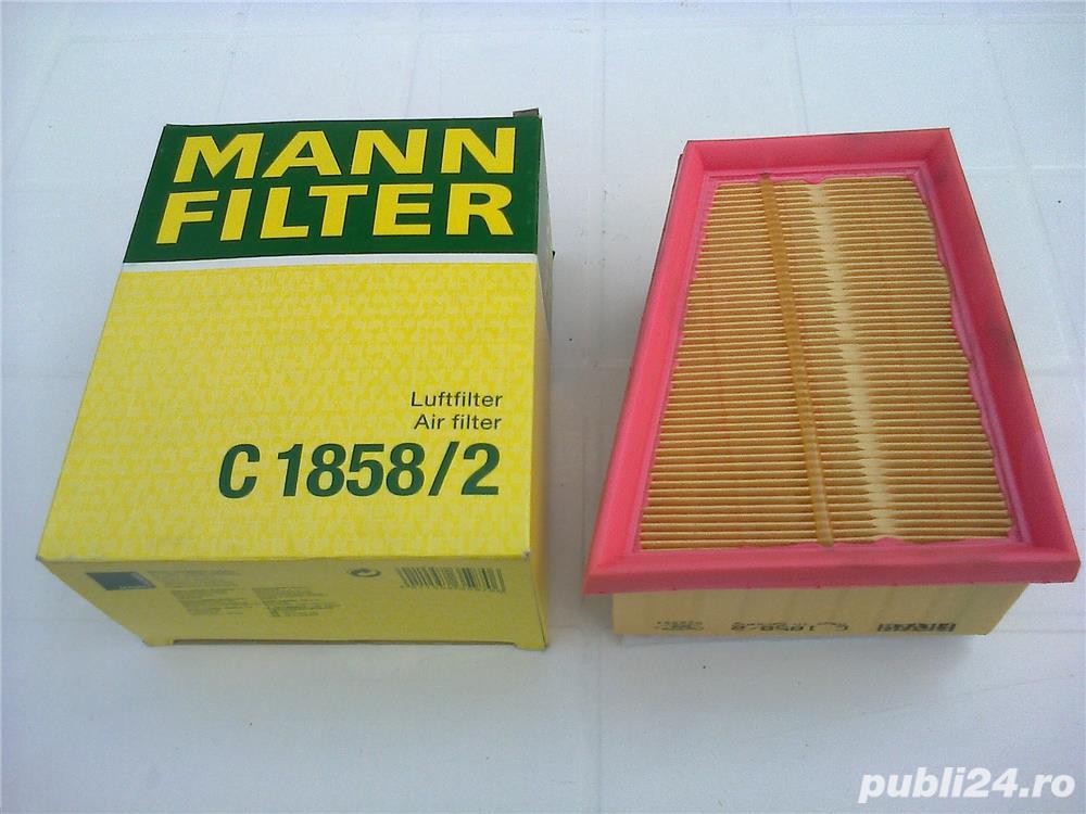 Filtru aer - Mann  pt. Duster si Logan 16 valve