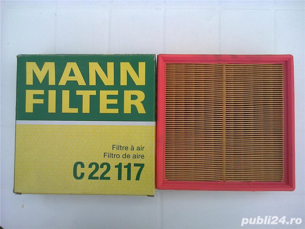 Filtru aer Mann C 22 117 pentru Niva 4x4