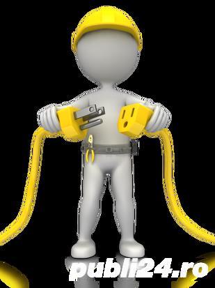 Electrician execut instalatii electrice