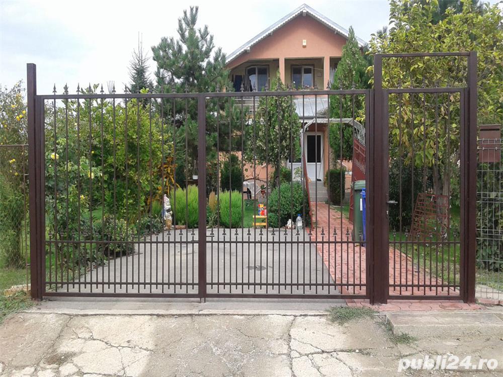 Garduri,Grilaje,Porti Metalice - Confectii Metalice Bucuresti