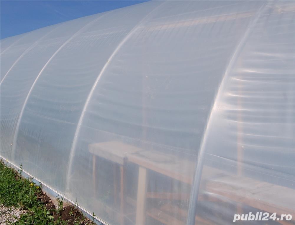 Folie 200 microni pentru sere si solarii