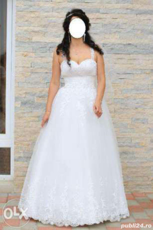 Rochie de mireasa Sadrini Style