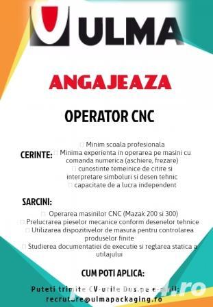 OPERATORI CNC
