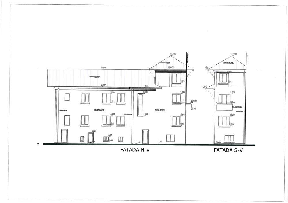 Vila tip bloc, 4 nivele, 260 mp, zona Titulescu Grivita Pod Basarab
