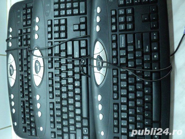 Tastatura Multimedia PC Genius Model: K645 PS2