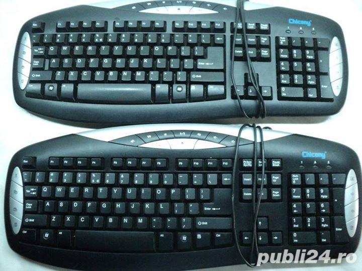 Tastatura Multimedia PC Chicony Model: KC-0401 USB