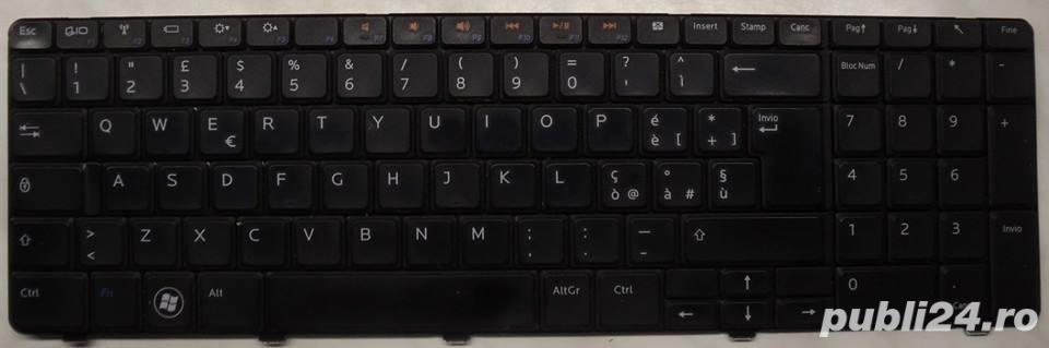 Tastatura Laptop Dell N 7010 CODE: NSK-DPB0E