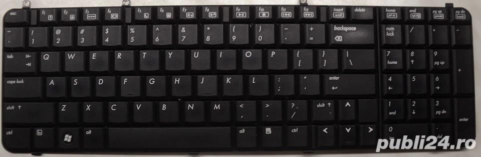Tastatura Laptop HP DV 9700 CODE: AEATU00210