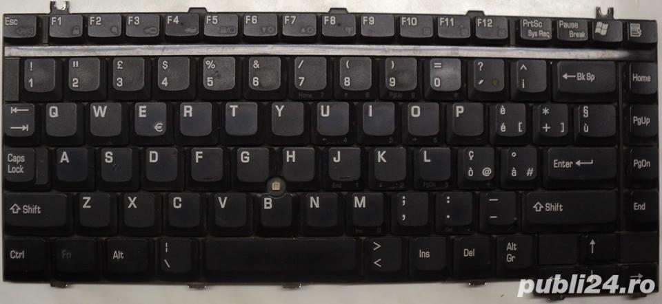 Tastatura Laptop Toshiba SP 6100 CODE: UE2027P61KB-IT