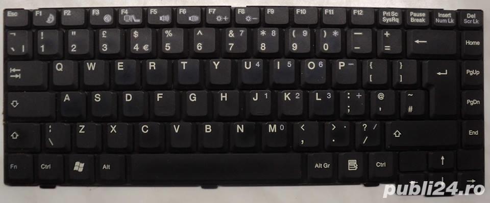 Tastatura Laptop Fujitsu Siemens M1405 CODE: K020327H1