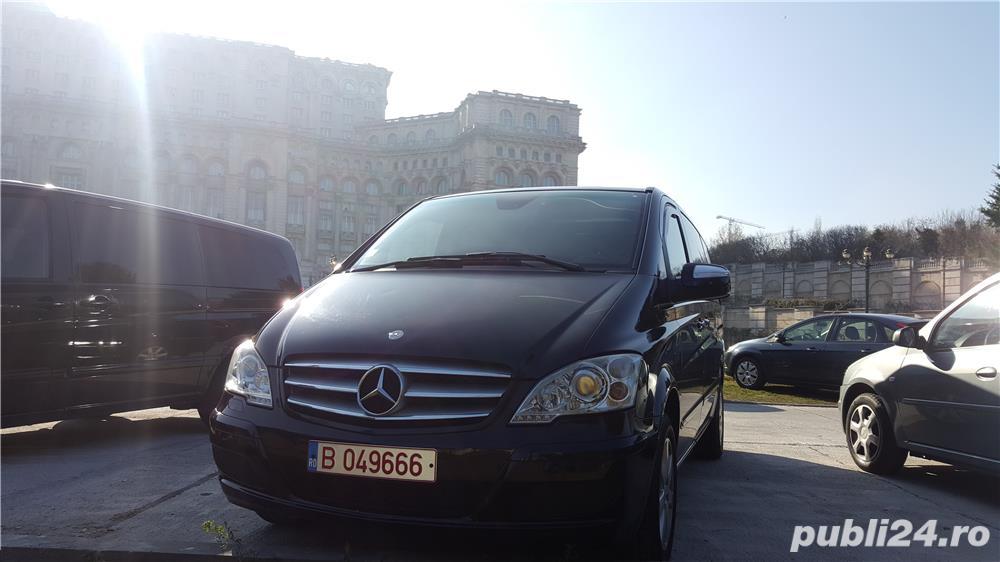 Inchiriez Mercedes Viano Business