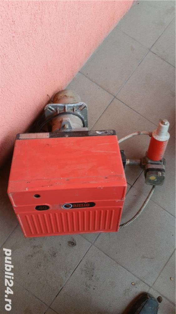 Vand ,schimb centrala gaz RIELLO 75 KW