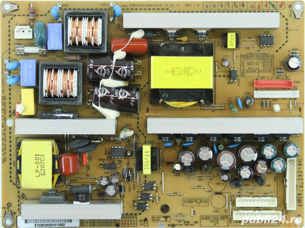 Power Supply  LG 26LC41, EAY33025101, EAX31845101/9, LGPL23HEP