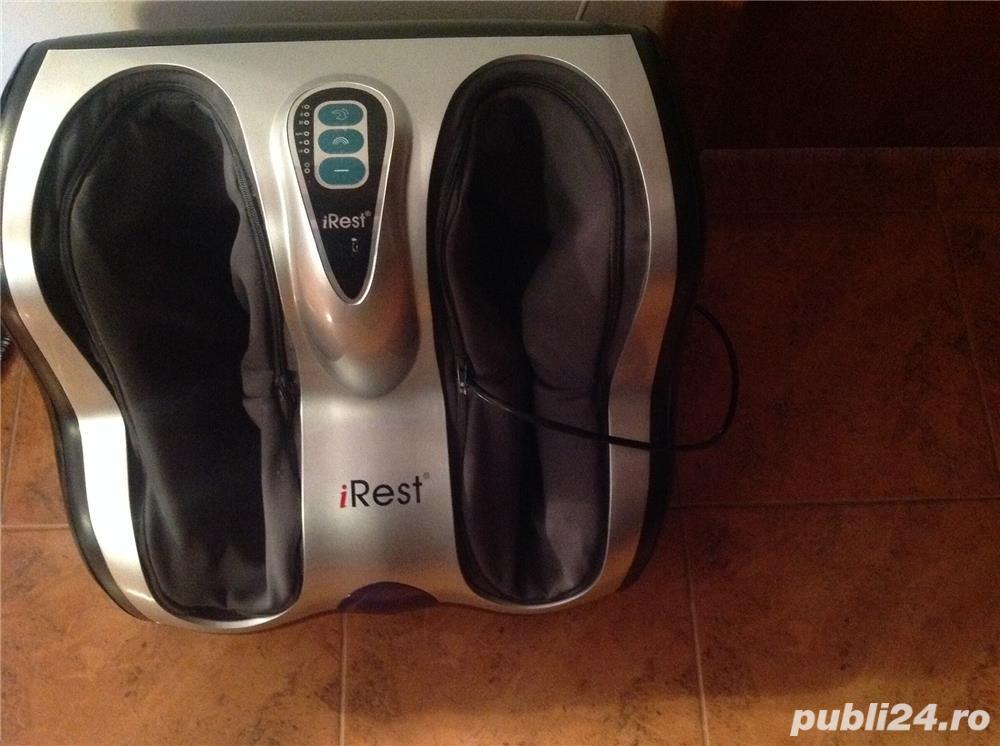 vand aparat masaj iRest SL-C11