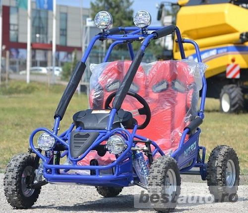 Atv Kinder Buggy 50cc (Garantie 12L)
