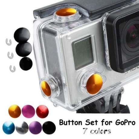 Set butoane pt GoPro Hero 3+ Hero 4 Go Pro
