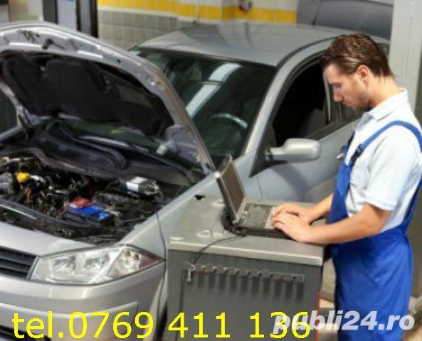 Diagnoza auto Renault Dacia Nissan Fiat Lancia Alfa Romeo cu tester auto si la client