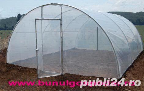 Solarii (kit complet) pentru legume sau rasaduri