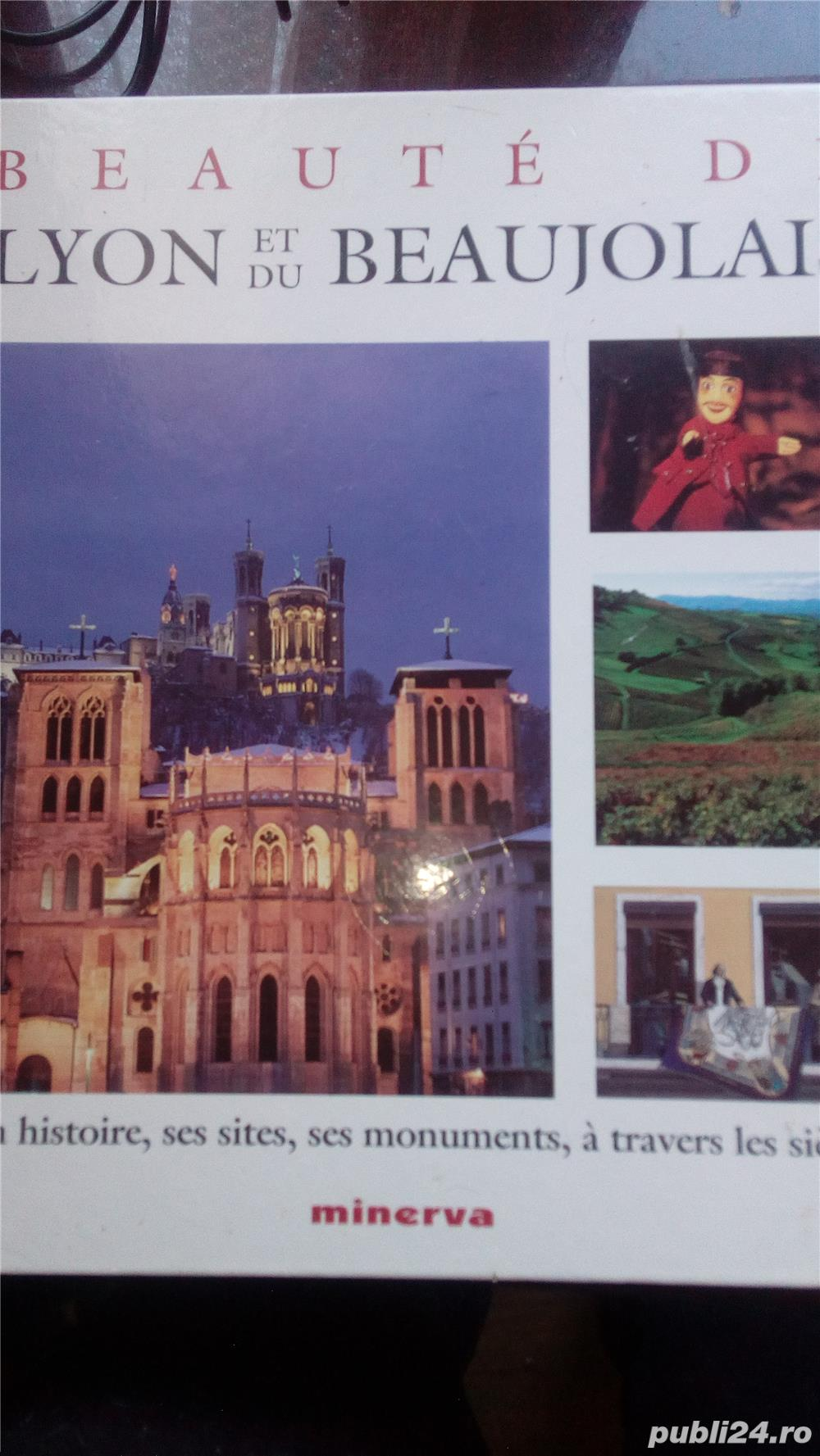 Album beaute de Lyon et du Beaujolais