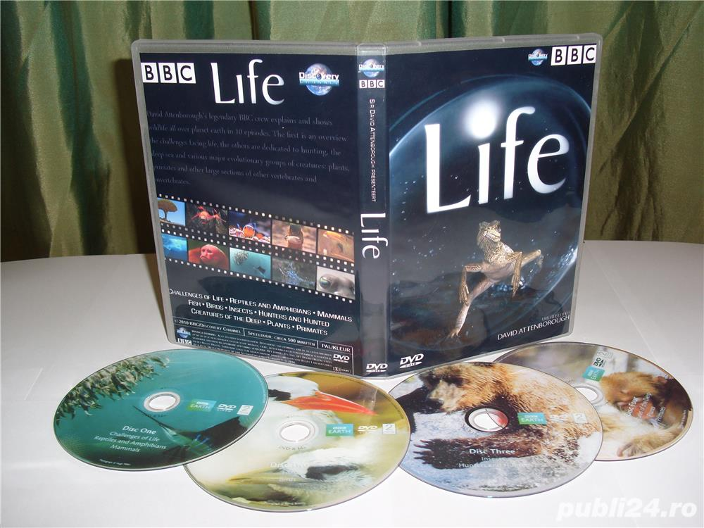 B.B.C. Life 2009 TV Mini-Series DVD