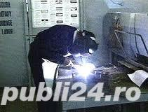Angajari  atelier confectii metalice