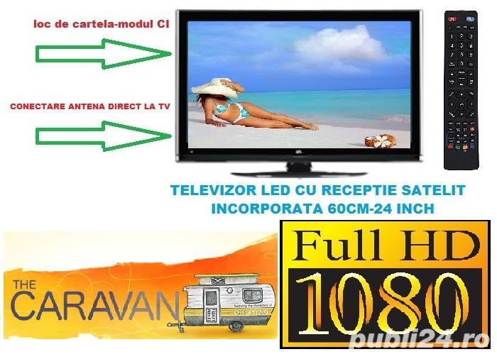 LED TV AUTO 60CM/12VOLTI