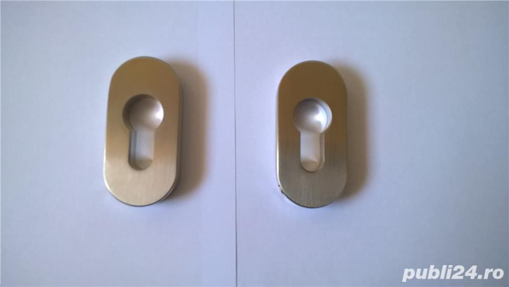 Rozete de siguranta ovale